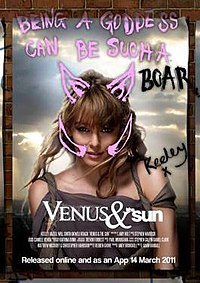 Venus and the Sun