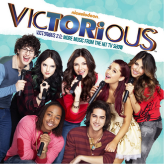 Victorious 2.0: More Music from the Hit TV Show - Image: Victorious 2.0