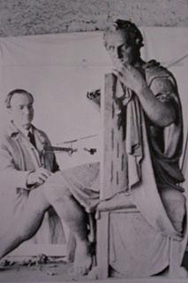 Romano Vio Italian sculptor (1913-1984)