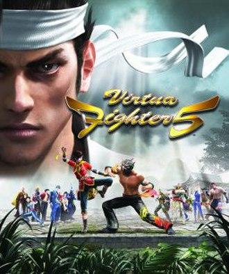 Virtua Fighter 5 - Cover