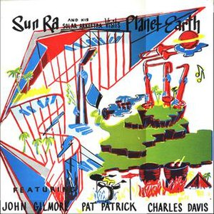 Sun Ra and his Solar Arkestra Visits Planet Earth - Image: Visits Planet Earth