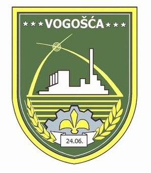 Vogošća - Image: Vogošća Coat of Arms