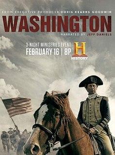 <i>Washington</i> (miniseries) Television miniseries