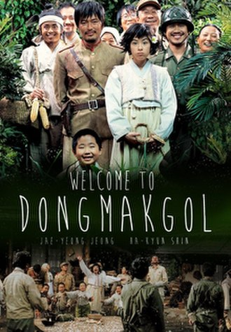 Welcome to Dongmakgol - Film poster