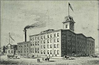 William Ulmer Brewery Landmarked buildings in Brooklyn, New York