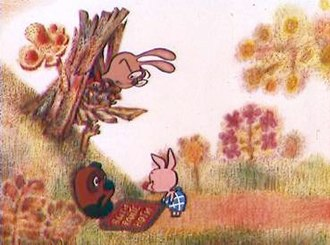 Winnie-the-Pooh Pays a Visit - Image from the film.