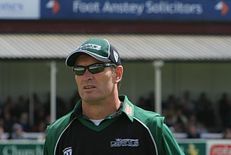 Graeme Hick - Image: Worcestershire CC Cplayer 1