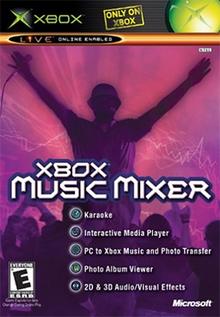 Xbox Music Mixer - Wikipedia