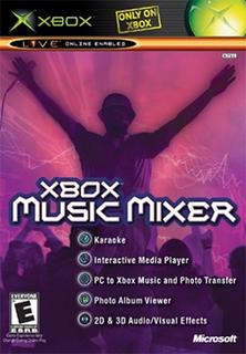 <i>Xbox Music Mixer</i>