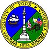 Official seal of York County