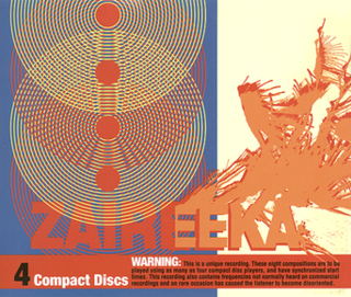 <i>Zaireeka</i> 1997 studio album by The Flaming Lips