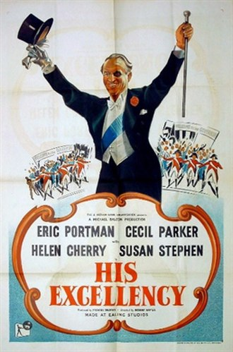 "His Excellency (1952 film) - Image: ""His Excellency"" (1952)"