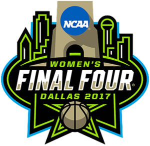 2017 NCAA Division I Women's Basketball Tournament - Image: 17 wbb finalfour fc 300 reduced resolution