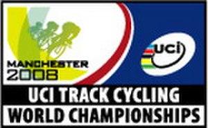 2008 UCI Track Cycling World Championships - Image: 2008 UCI Track Cycling World Championships logo