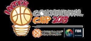 2015 FIBA Intercontinental Cup - Image: 2015 FIBA Intercontinental Cup