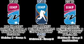 2016 IIHF Womens World Championship Division II