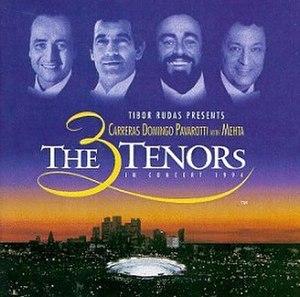 The Three Tenors in Concert 1994 - Image: 3 Tenors in Concert 1994 (Carrears, Domingo, Pavarotti, Mehta)
