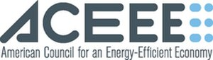American Council for an Energy-Efficient Economy - Logo of the American Council for an Energy-Efficient Economy