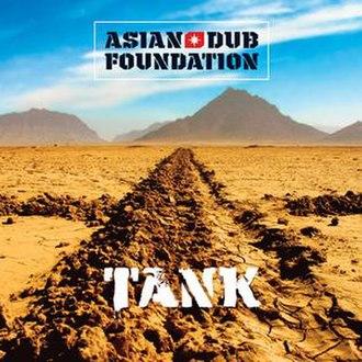Tank (album) - Image: ADF Tank cover