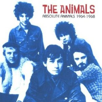 Absolute Animals 1964–1968 - Image: Absolute Animals 1964–1968