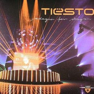 Adagio for Strings (Tiësto song) - Image: Adagio for strings uk alternate cover
