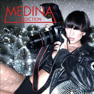 Addiction (Medina song) - Image: Addiction medina
