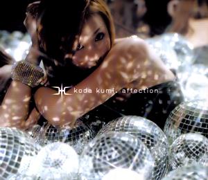 Affection (Kumi Koda album) - Image: Affectionftw