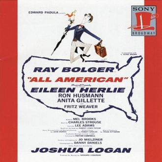 All American (musical) - Original Broadway Cast Recording