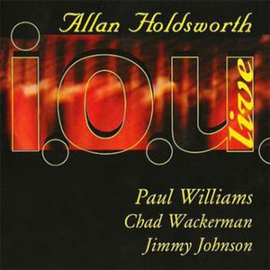 I.O.U. Live - Image: Allan Holdsworth 1997 IOU Live