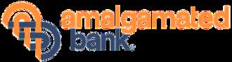 Amalgamated Bank - Image: Amalgam bank logo