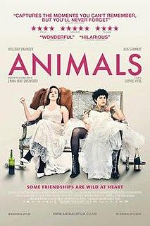 <i>Animals</i> (2019 film) 2019 film