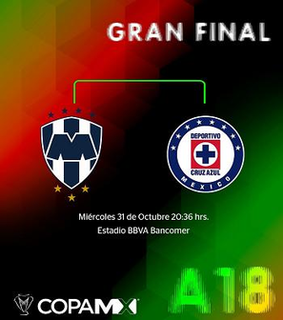 Apertura 2018 Copa MX Final