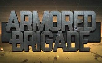 Armored Brigade (video game) - Armored Brigade logo