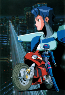 <i>Bubblegum Crisis</i> 1987 original video animation series