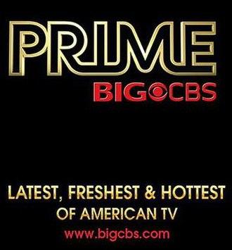 Big CBS Prime - Image: BIG CBS Prime Logo