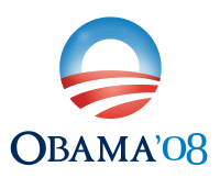 Barack Obama primary campaign logo 2008.svg