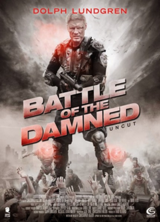 Battle of the Damned - Theatrical release poster