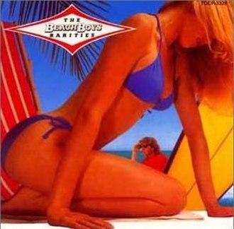 Rarities (The Beach Boys album) - Image: Beach Boys Rarities