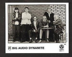 Big Audio Dynamite - Big Audio Dynamite, 1995