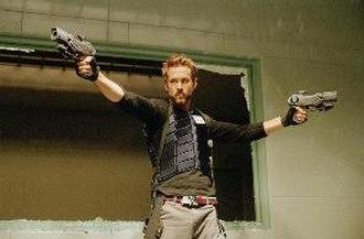 Hannibal King - Ryan Reynolds as Hannibal King in Blade: Trinity