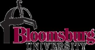 Bloomsburg University of Pennsylvania - Image: Bloomsburg University logo
