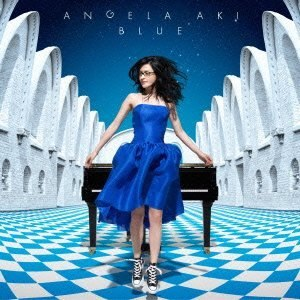 Blue (Angela Aki album) - Image: Blue (Angela Aki album)