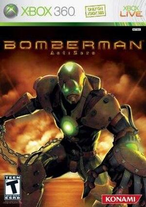 Bomberman: Act Zero - Image: Bomb Act Zerobox