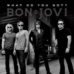 What Do You Got? - Image: Bon Jovi What Do You Got