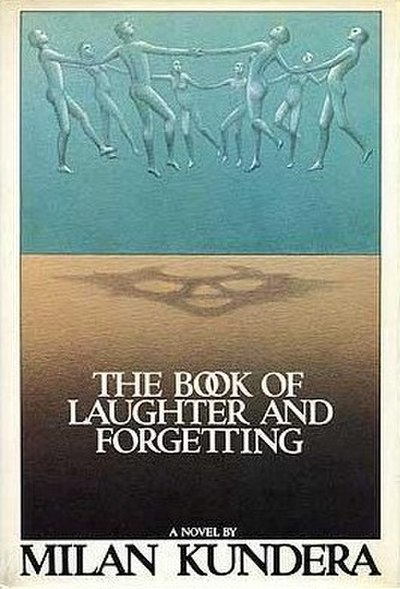 Picture of a book: The Book Of Laughter And Forgetting