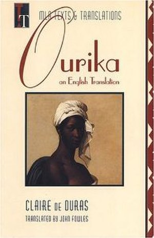 Ourika - Cover of Ourika