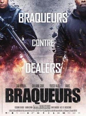Braqueurs - Film poster