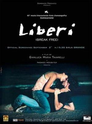 Break Free (film) - Image: Break Free (2003 film)