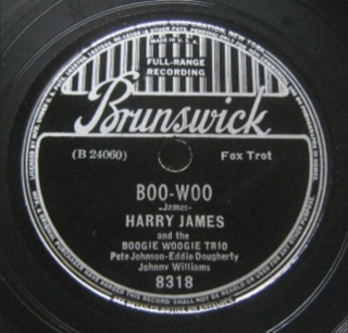 Boo-Woo 1939 song performed by Harry James