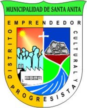 Santa Anita District - Image: COA Santa Anita District in Lima Province